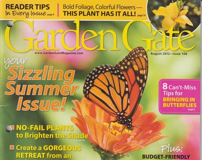 Garden Gate August 2021 Your Sizzling Summer Issue! (Magazine: Gardening)