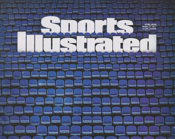 Sports Illustrated  April 2020 Empty Stadium Cover (Magazine: Sports)