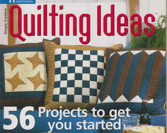 Quilting Ideas Winter 2002 - 56 Projects to Get You Started (Magazine: Crafts, Sewing)
