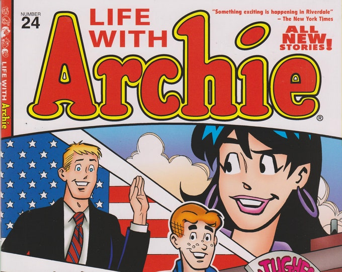 Life With Archie No. 24 All New Stories!  (Comic Book: Archie) 2012