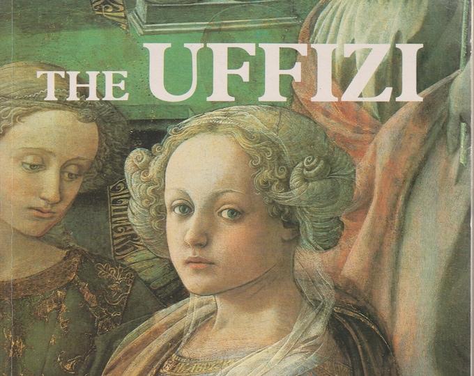 """The Uffizi (Bonechi Edizioni """"Il Turismo"""")  (Softcover: Travel,  Uffizi, Italy) 1983"""
