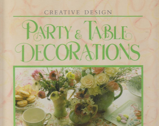 Party and Table Decorations  (Hardcover: Home Decor, Entertaining)