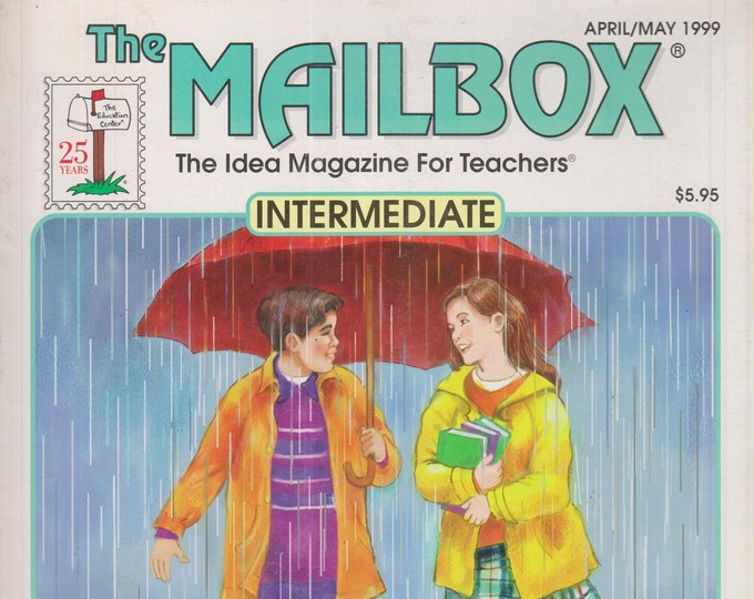 The Mailbox Intermediate April/May 1999 Punctuation, Using Math Manipulatives, Five Minute Fillers (Magazine:  Educational, Teaching)
