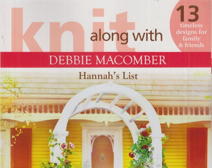 Knit Along With Debbie Macomber Hannah's List (Softcover: Crafts, Knitting, Crochet)  2010