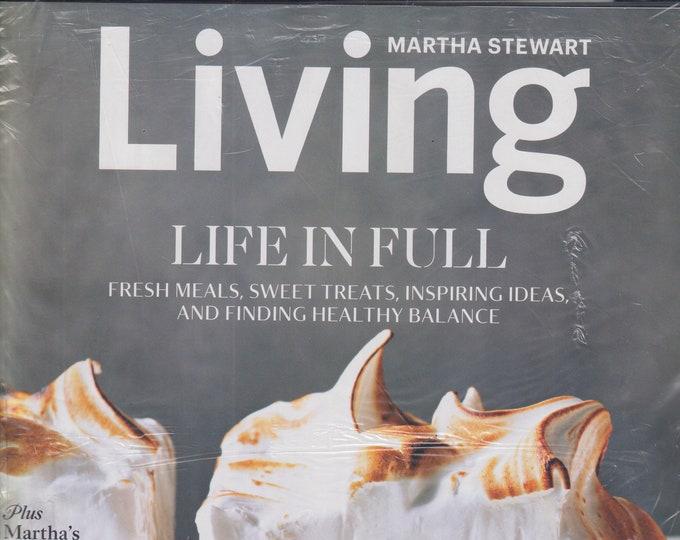 Martha Stewart Living January/February 2021  Life in Full (Magazine: Home & Garden)