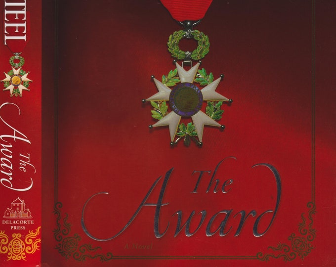 The Award by Danielle Steel (Hardcover:  Historical Fiction) 2016