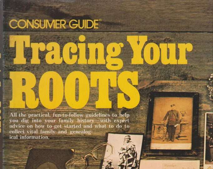Tracing Your Roots (Hardcover: Genealogy ) 1977