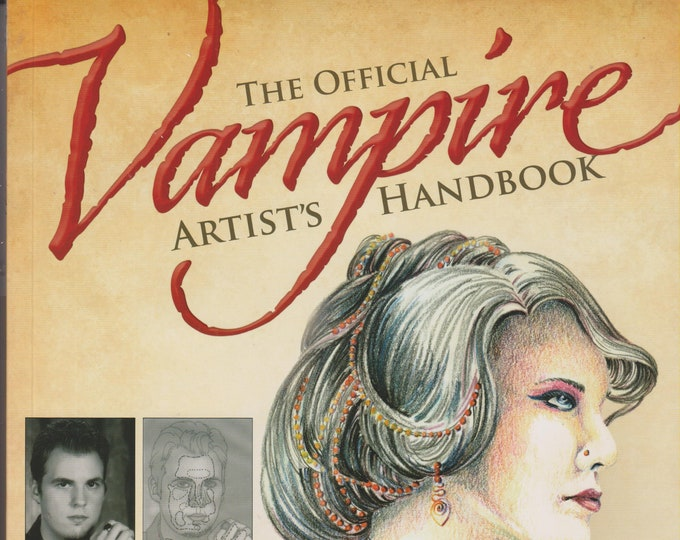 The Official Vampire Artists' Handbook.  (Softcover:  Design, Graphic Arts, Illustrations) 2012 Art) 2012
