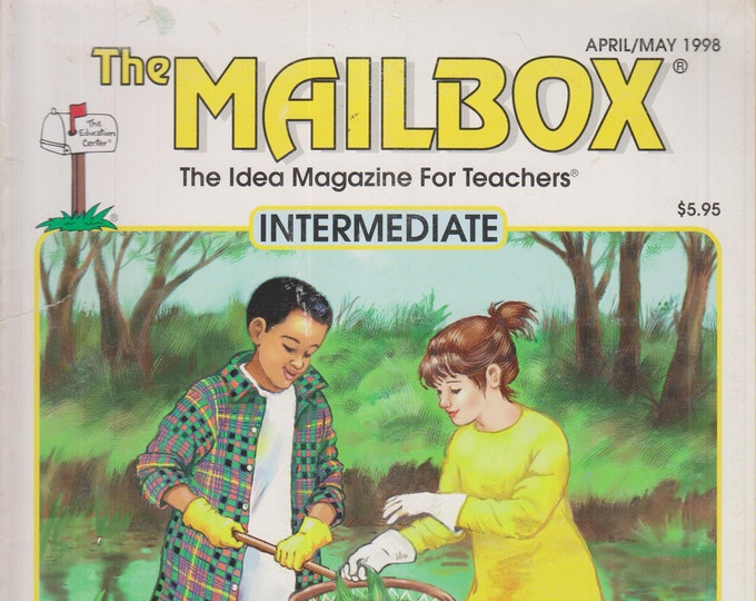 The Mailbox Intermediate April May 1998 Picture Books and Writing,  Inuits, Geometry,  Ecology (Magazine:  Educational, Teaching)