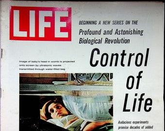 Life September 10, 1965 Control of Life, Casey Stengel, Bill Moyers, Gemini 5,  Johnny Sain, Jim Aubrey    (Magazine: History, News)