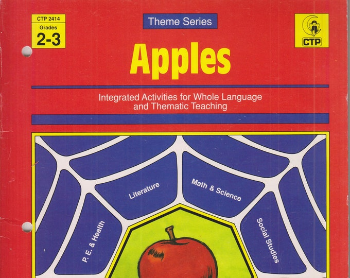 Theme Series Apples Grades 2-3  (Softcover: Children's, Educational, Teaching)