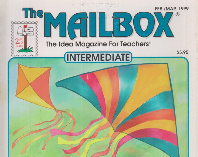 The Mailbox Intermediate February March 1999 Sentence Skills, Division, Studying Other Countries, Energy (Magazine:  Educational, Teaching)