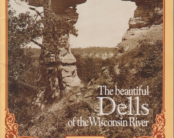 The Beautiful Dells  of The Wisconsin River (Softcover: Travel, Wisconsin)  1991