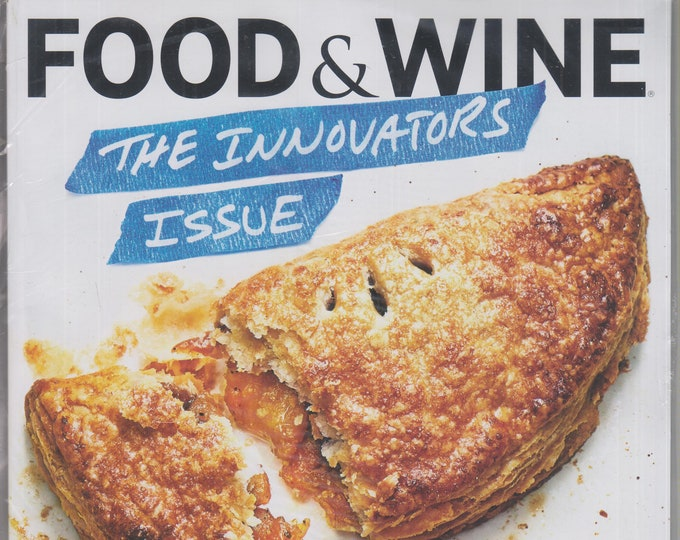 Food & Wine February 2020 The Innovators Issue  (Magazine:  Wine, Cooking, Recipes)