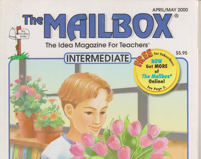 The Mailbox Intermediate April May 2000 Reading Workshop Ideas, Math with Dice & Dominoes, Plants (Magazine:  Educational, Teaching)