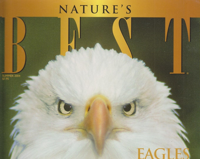 Nature's Best Summer 2004 Eagles Catch Them If You Can (Magazine: Photography)