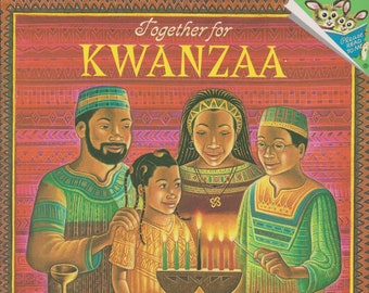 Together for Kwanzaa by Juwanda  Ford (Please Read To Me) (Softcover: Children's, Kwanzaa, Picture Books) 2000