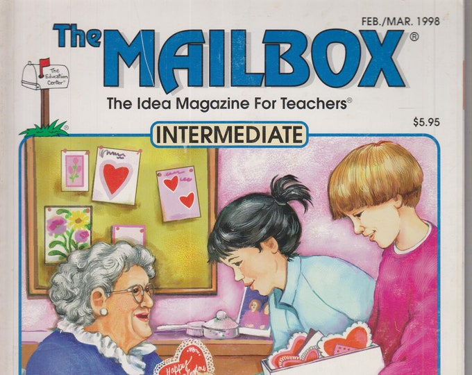The Mailbox Intermediate February March 1998 Writing Poetry, Electricity, Fabulous Fridays, Assessment  (Magazine:  Educational, Teaching)
