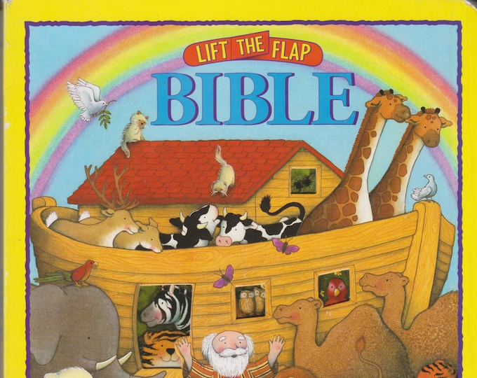 Lift-the-Flap Bible  With 40 Flaps to Open  (Boardbook: Children's, Religious) 2000