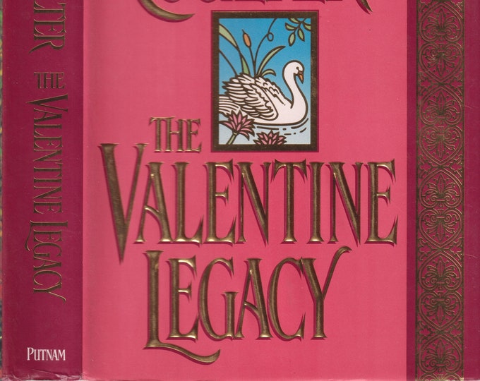 The Valentine Legacy  by Catherine Coulter  (Hardcover:  Regency Romance)