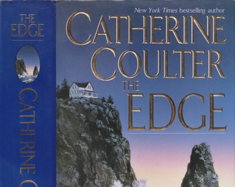 The Edge by Catherine Coulter (Hardcover, FBI Thriller) 1999