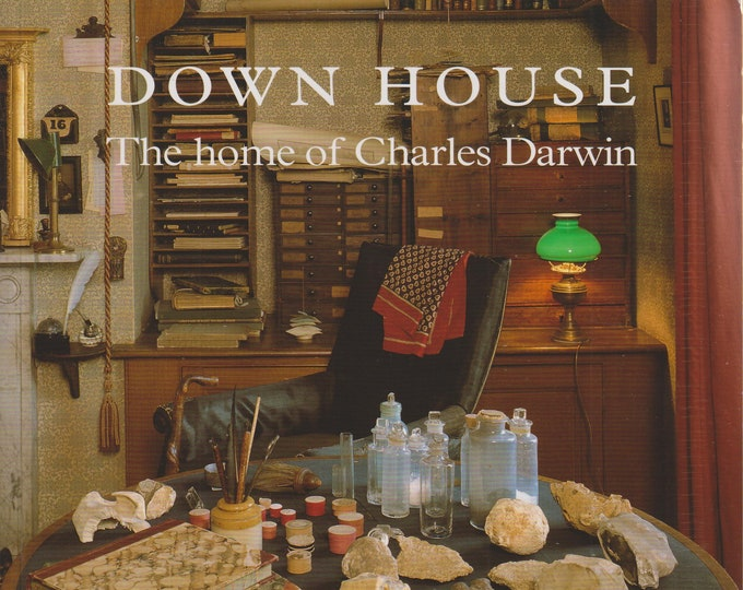 Down House - The Home of Charles Darwin (Softcover: Travel, Britain )  1998