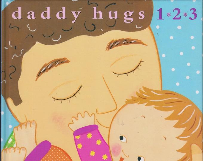 Daddy Hugs 1 2 3 by Karen Katz  (Hardcover, Children's Counting Book) 2017