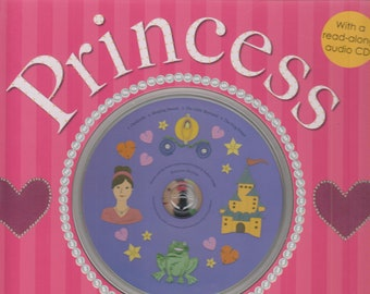 Princess Stories with a Read-Along Audio CD (Hardcover Board book: Children's, Read Along, Picture books)  2009
