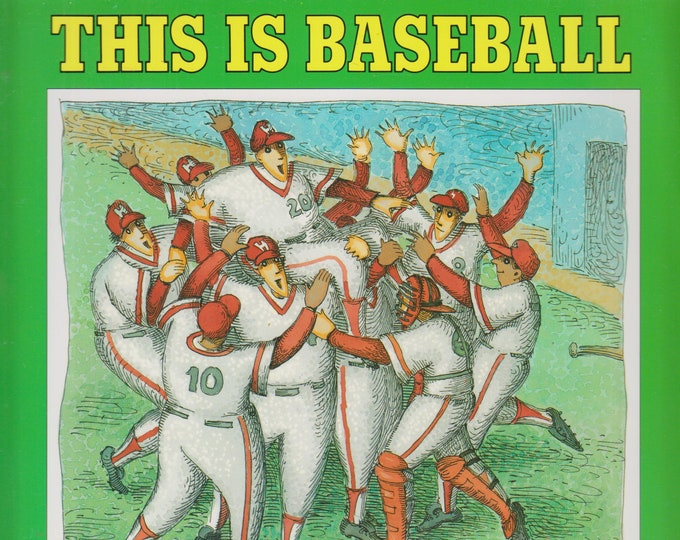 This Is Baseball by Margaret Blackstone  (Softcover, Children's Picture Book)  1997