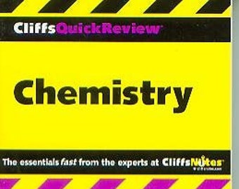 CliffsQuickReview Chemistry by Harold D. Nathan and Charles Henrickson (2001,...