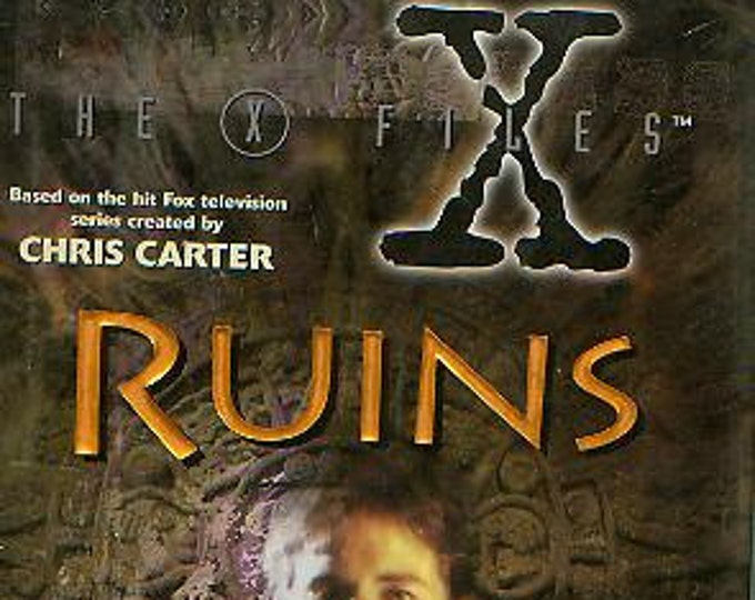 Ruins (The X-Files) (Hardcover, SciFi, TV Series) 1996