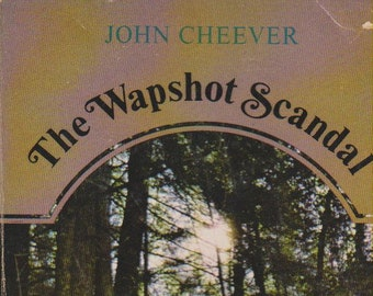 The Wapshot Scandal by John Cheever (Paperback, Fiction) 1973