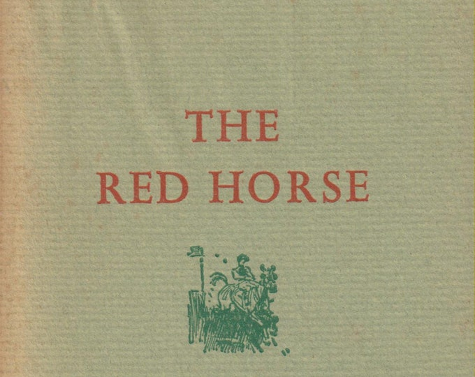 The Red Horse by Brigadier C C L Browne (Softcover, 1967)