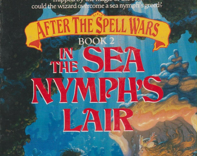 In The Sea Nymph's Lair by F  J Hale (Paperback, SciFi, Fantasy) 1989