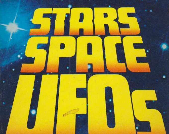 Ripley's Believe it or Not!  Stars Space UFOs (Paperback, SciFi, Fantasy) 1978