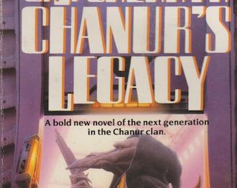 Chanur's Legacy by C J Cherryh (Paperback: SciFi, Fantasy) 1993
