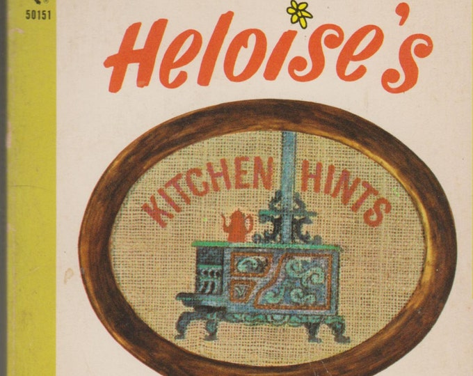 Heloise's Kitchen Hints by Heloise (Paperback, Reference)  1965