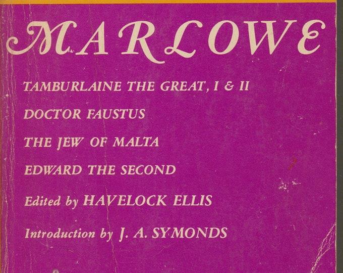 Marlowe (five plays): Tamburlaine the Great, I & II; Doctor Faustus; The Jew of Malta; Edward the Second (Mermaid Dramabook) (Theatre) 1965