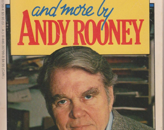And More by Andy Rooney (Paperback, Commentary, Humor) 1983