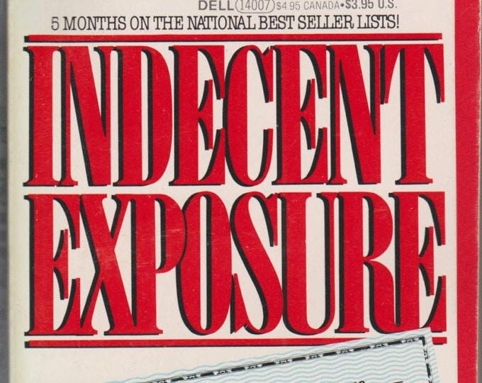 Indecent Exposure by David McClintick (Paperback: Nonfiction, Hollywood) 1983