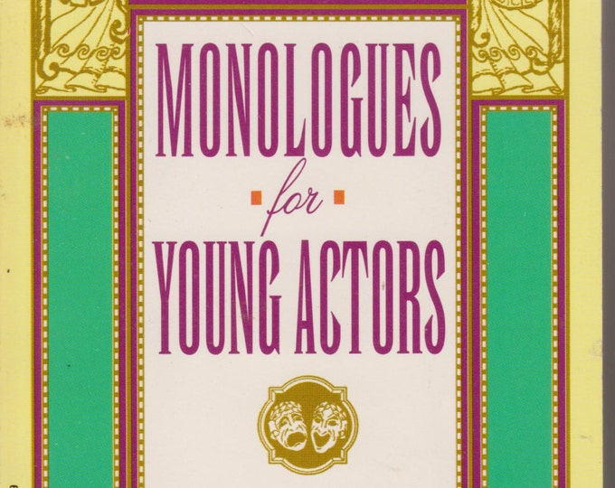 Monologues for Young Actors