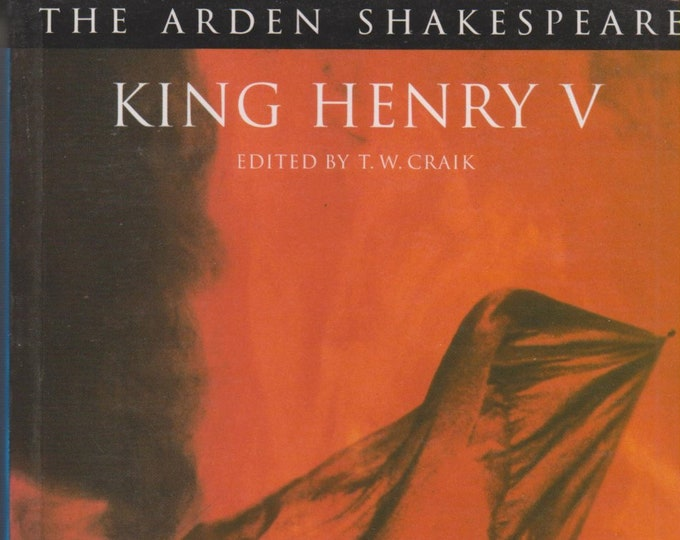 King Henry V (Arden Shakespeare) (Softcover: Theatre, Plays) 1995