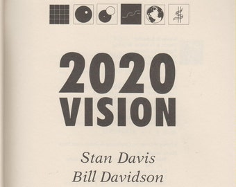 2020 Vision: Transform Your Business Today to Succeed in Tomorrow's Economy  (Hardcover, Business)