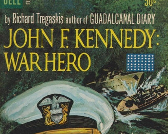 John F Kennedy - War Hero (Vintage Paperback: Nonfiction, Biography) 1963