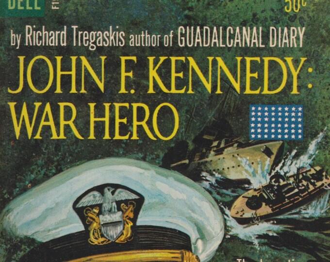 John F Kennedy - War Hero (Vintage Paperback: Nonfiction, Biography) 1963