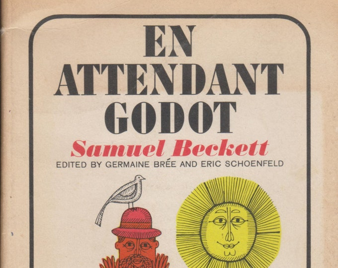 En Attendant Godot (Macmillan Modern French Literature Series) (Softcover, Plays) in French 1964