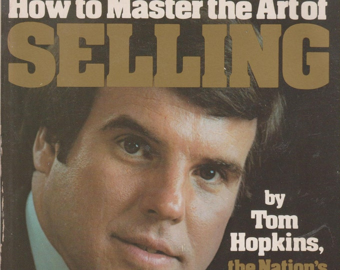 How to Master the Art of Selling (Softcover, Business, Sales)