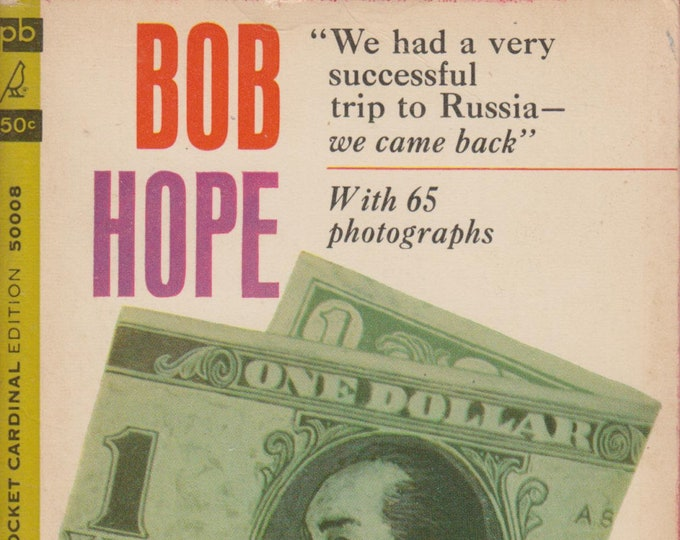 I Owe Russia 1200 Dollars by Bob Hope With 65 Photos  (Paperback: Celebrities, Hollywood)  1964