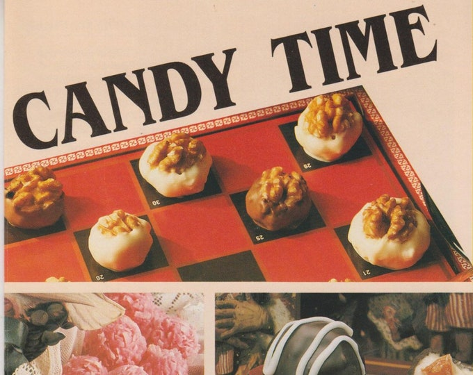 Candy Time (Vintage Booklet: Recipes, Candy) 1993
