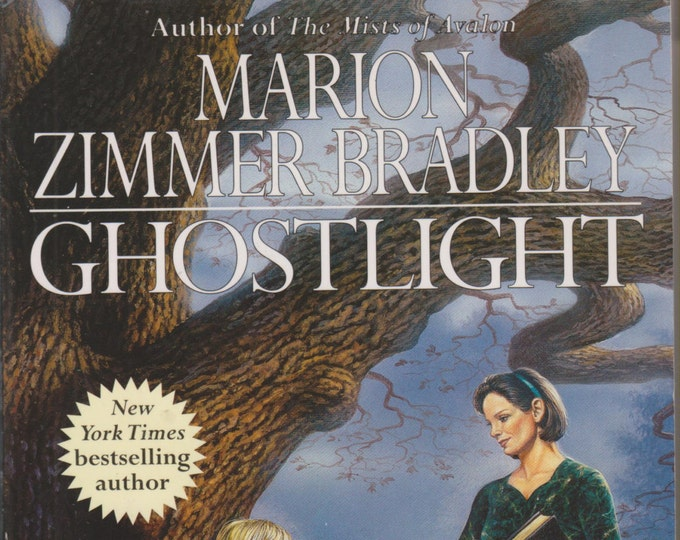 Ghostlight by Marion Zimmer Bradley (Softcover:  First Edition, Fantasy) 1995
